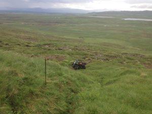 Múlastaðir, Rafgirðing_30062016HGS (4)