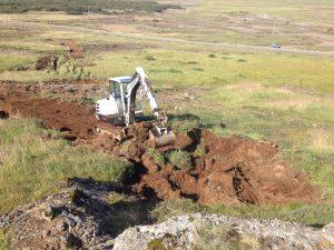 Múlastaðir, Slóðagerð 23082016HGS (2)